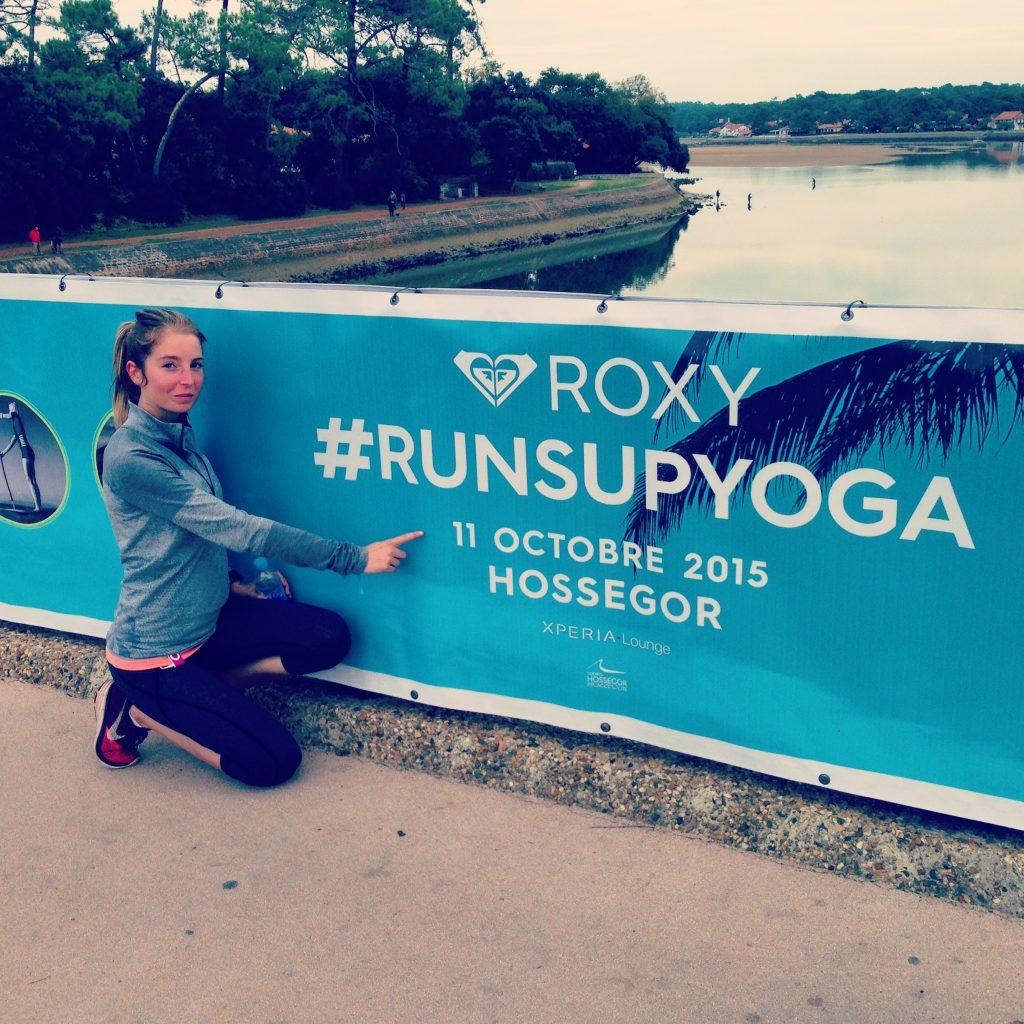 RunSupYoga – 6km Octobre 2015