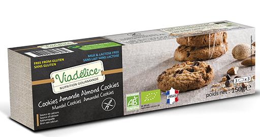 Cookies sans Glu : le test