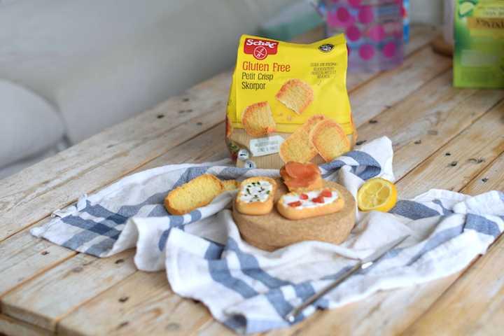 Petit-déjeuner sans gluten version sucré