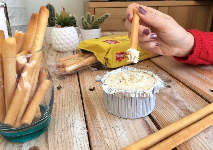 Test sans gluten