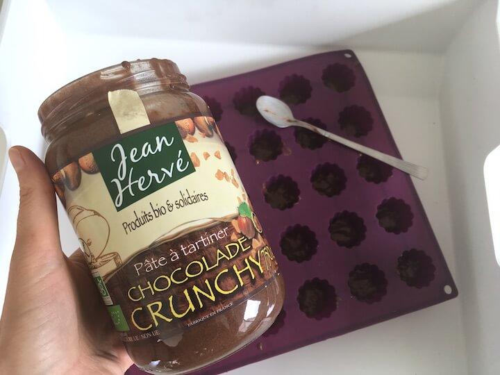 cookies cœur fondant