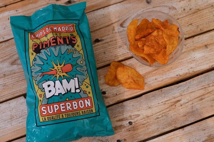 chips sans gluten