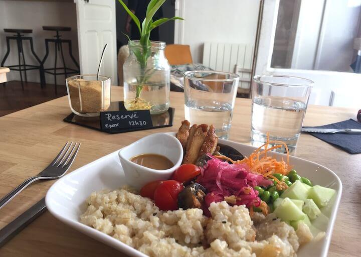 gluten friendly à Pau