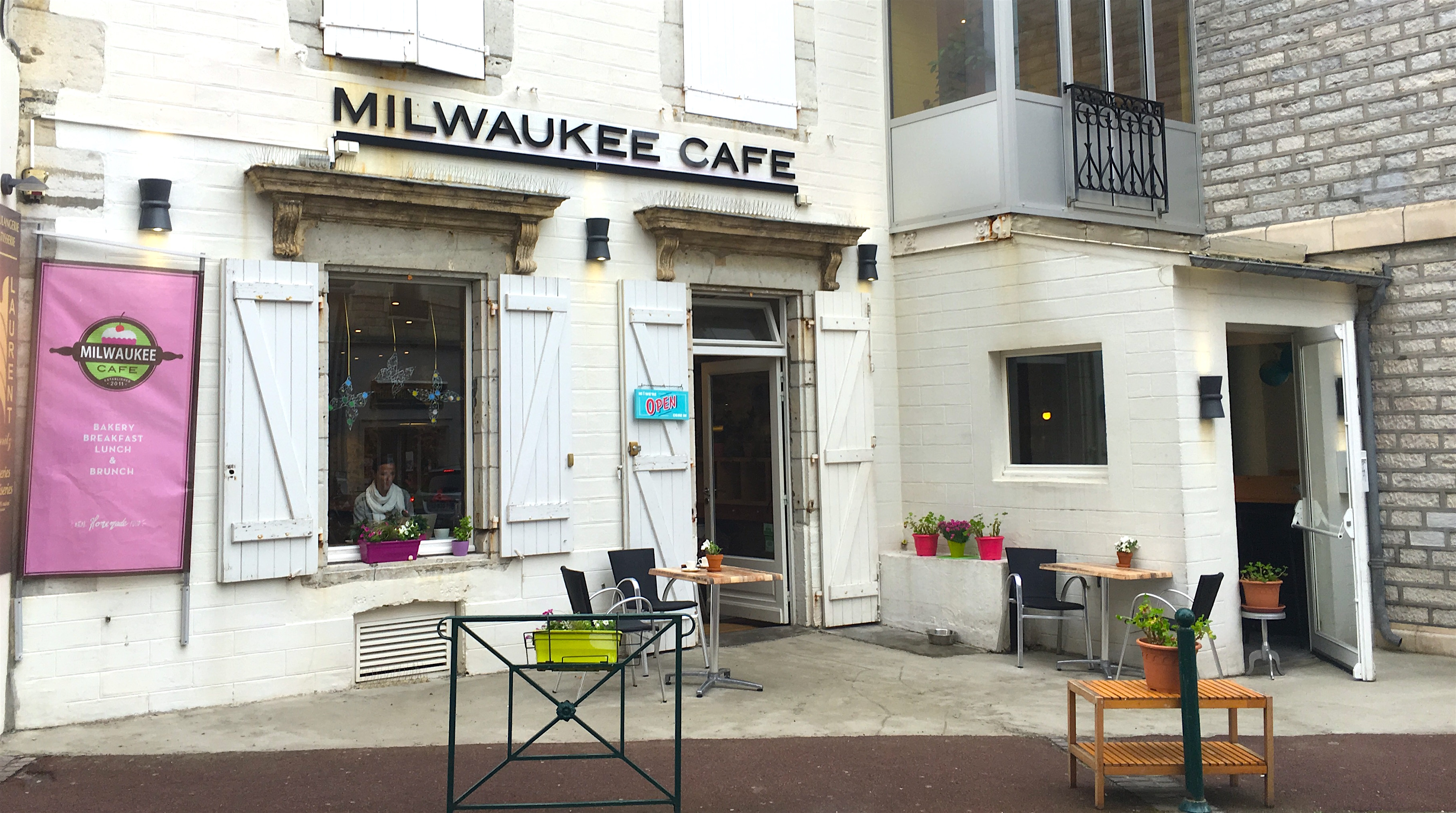 Milwaukee café