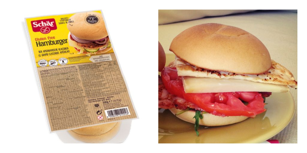 Pains à Burgers : Le test
