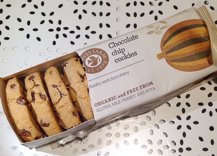 Cookies sans Gluten : le test