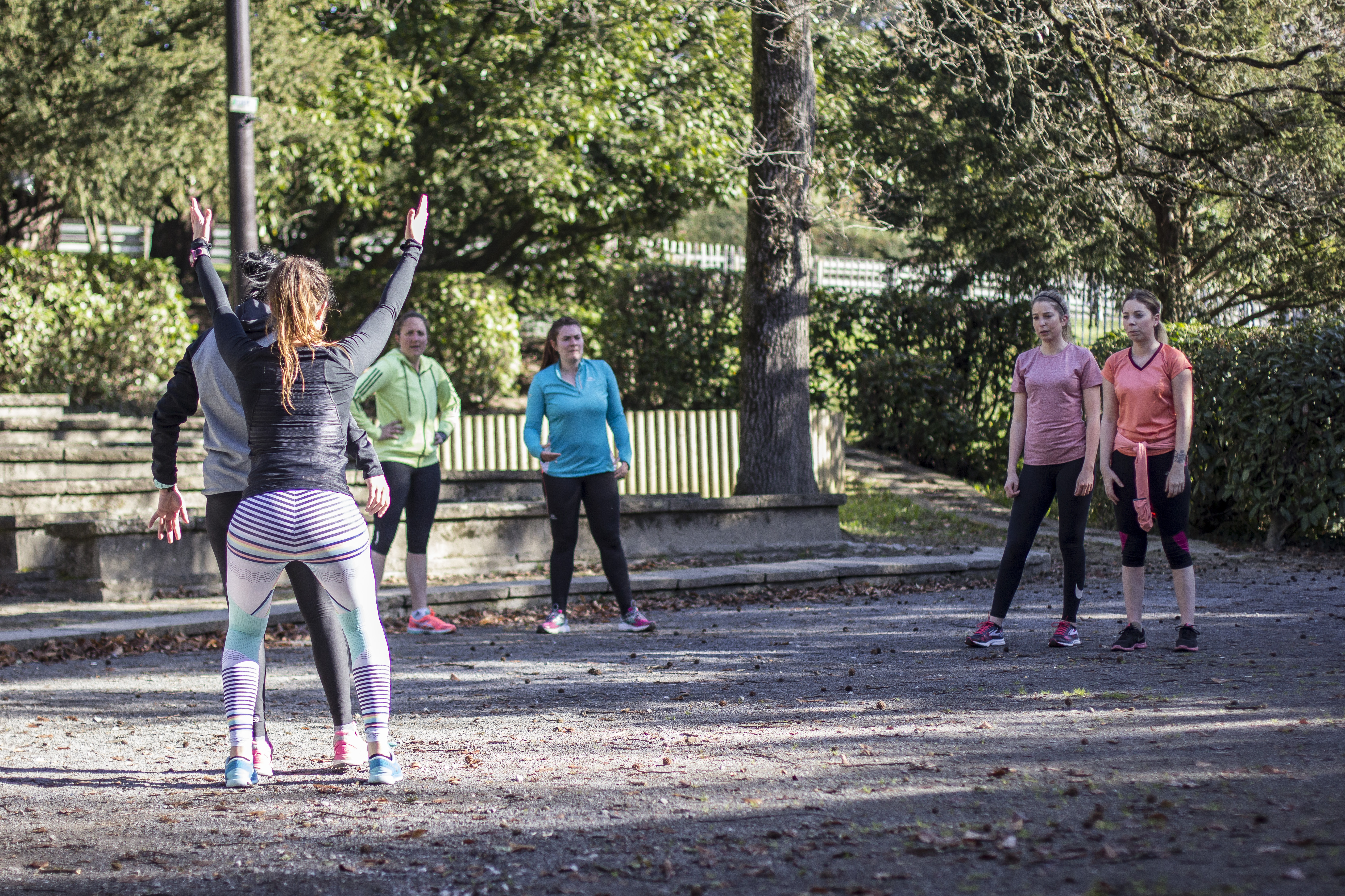 Run & Fitness avec Roxy
