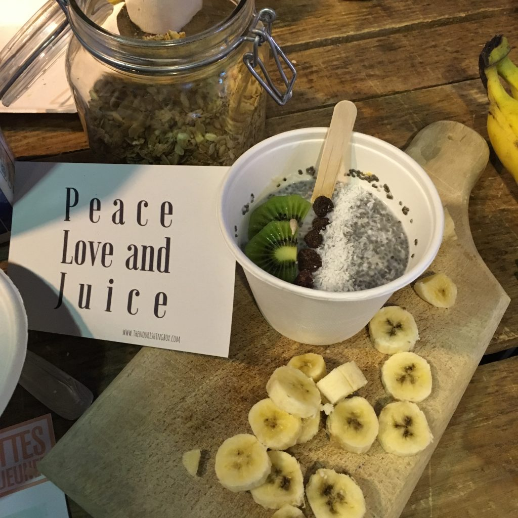 Morning Yoga & Cook avec Roxy