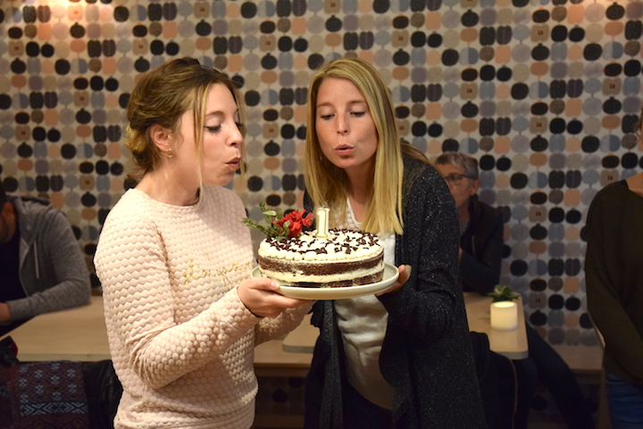 Les soeurs coquillettes : 1 an déjà !