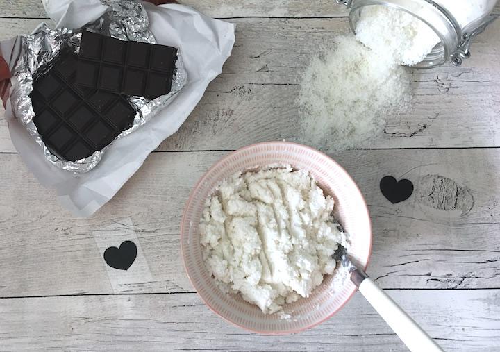 Rochers coco choco sans gluten