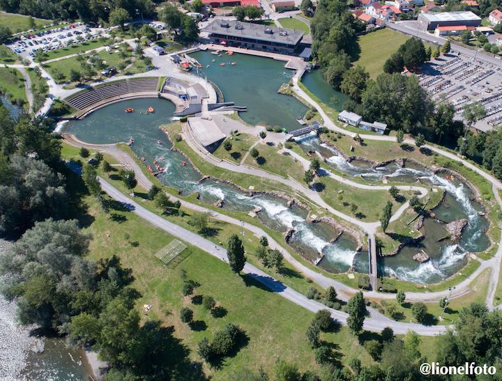 stade d'eaux vives Pau