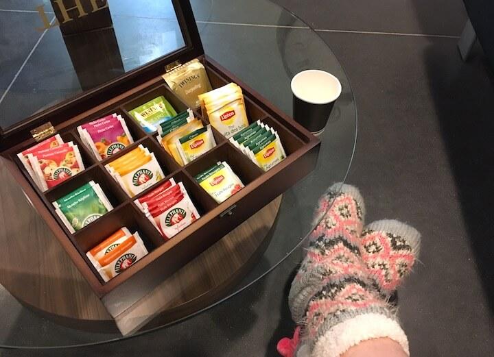 coffret thés