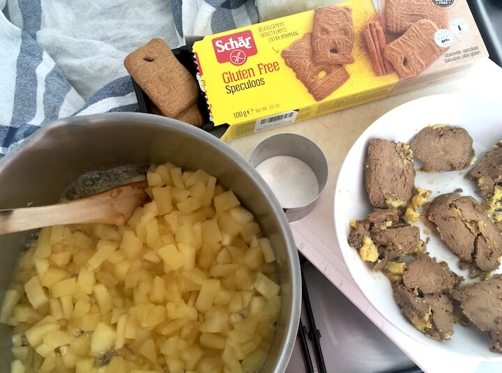 recettes de noël sans gluten
