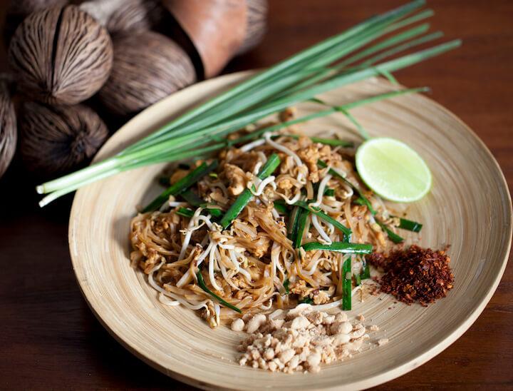 Ma recette du Pad Thai sans gluten