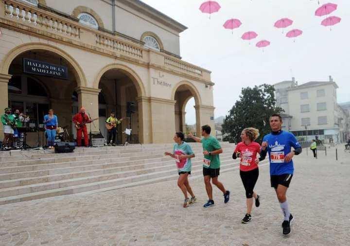 semi marathon des landes