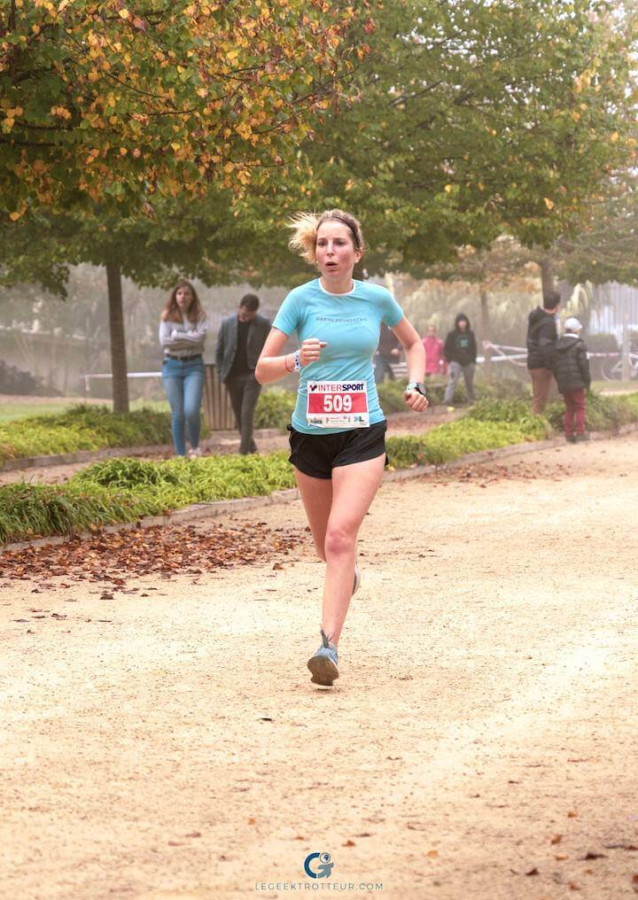 semi marathon landes