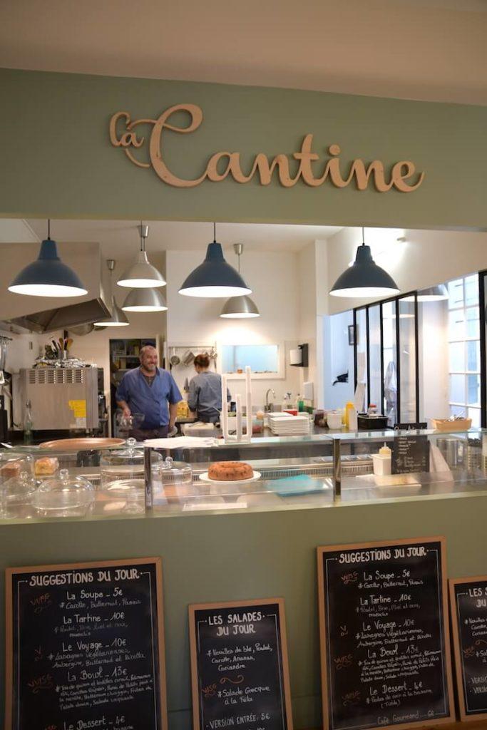 cantine biarritz