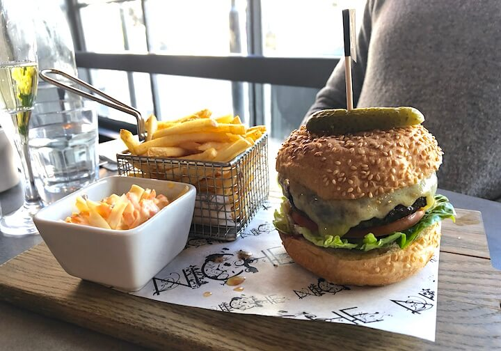 Niche gluten-free dining à Londres