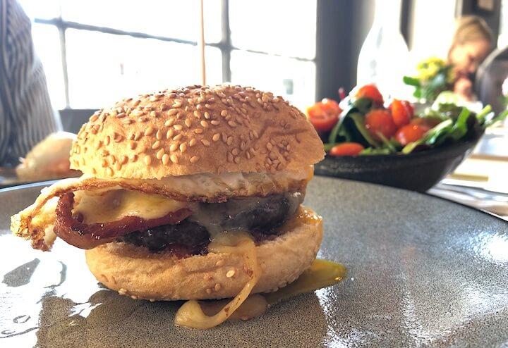 burger sans gluten