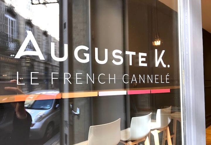 Aguste K : les cannelés sans gluten Bordelais