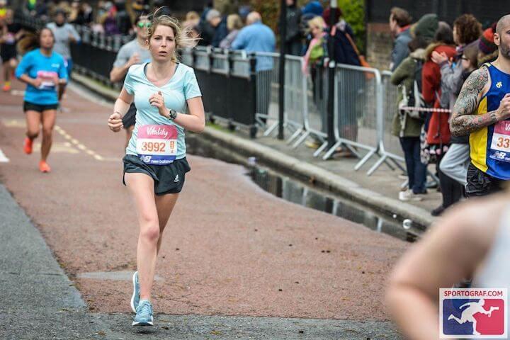 semi marathon londres
