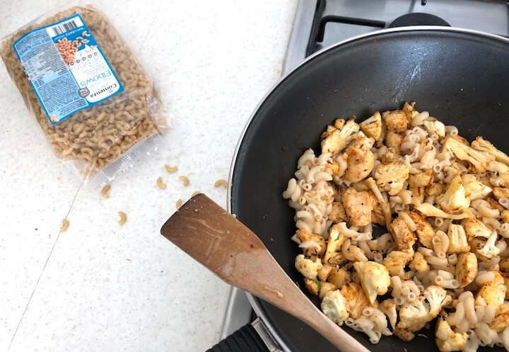 coquillettes farine de riz