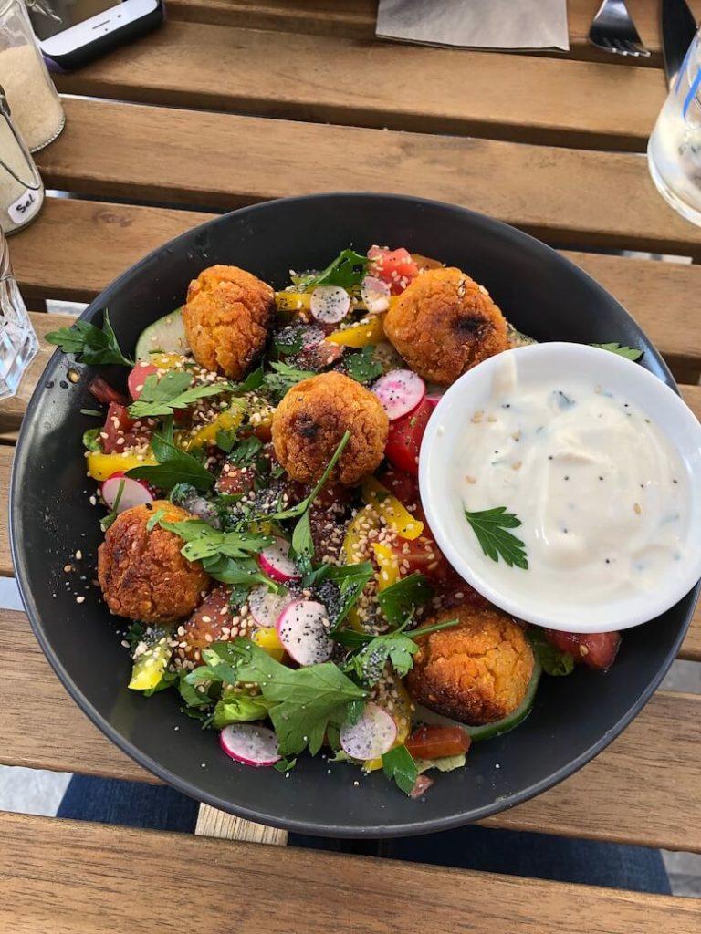falafel sans gluten pau