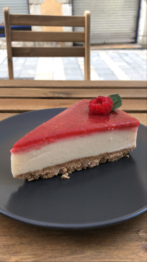 cheesecake vegetal