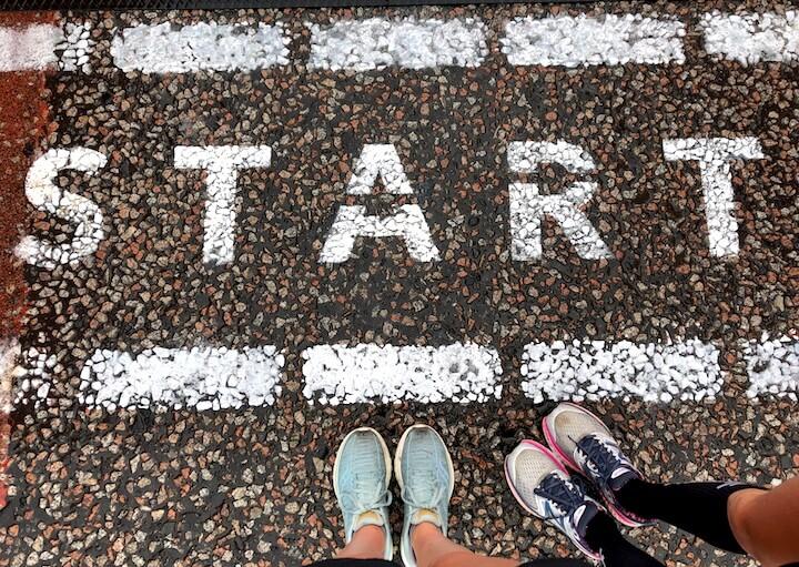 semi-marathon d'Edimbourg