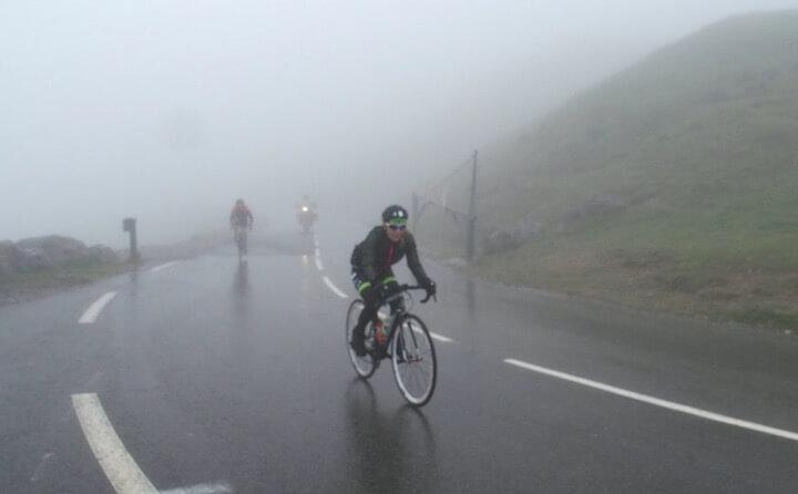 partie vélo