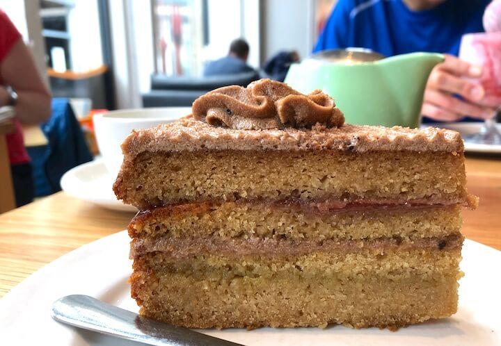 layer cake sans gluten loudons