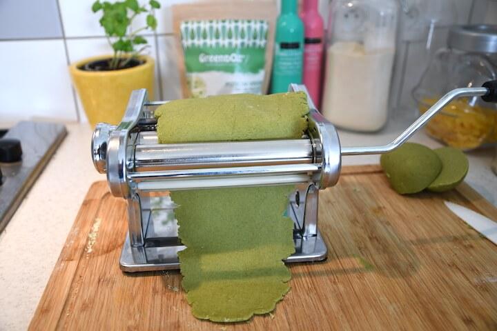 farines colorées greendoz