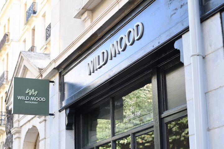 Wild Mood sans gluten vegan bio biarritz