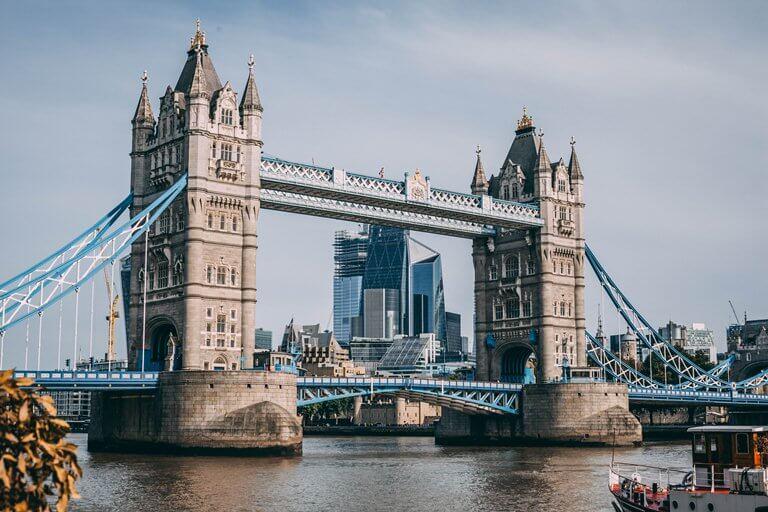 London bridge - courir pour une association
