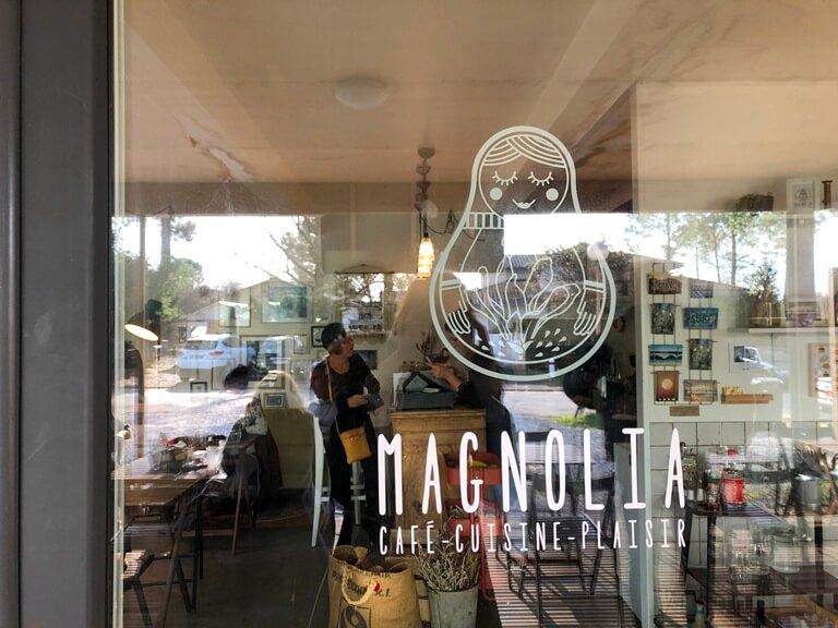 Magnolia café hossegor