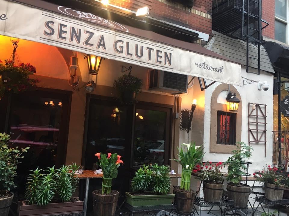 senza gluten NYC
