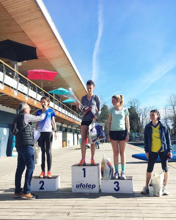 podium surprise