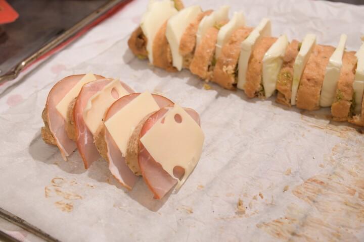 emmental bacon
