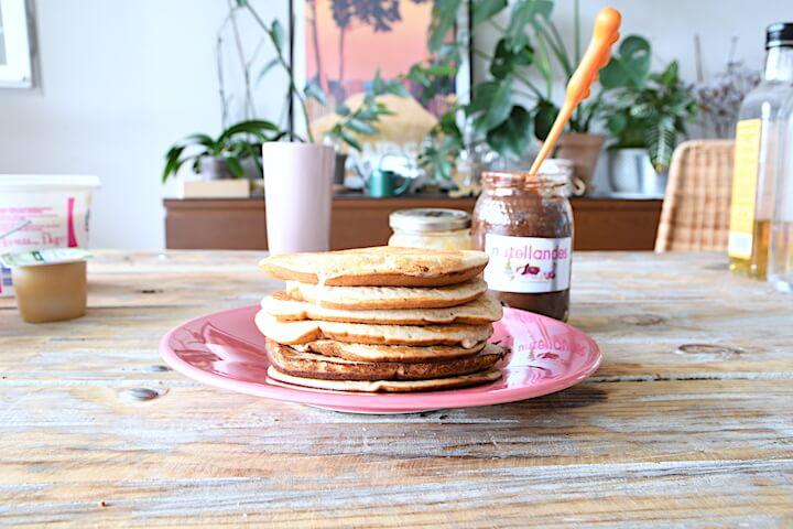 pancakes noglu