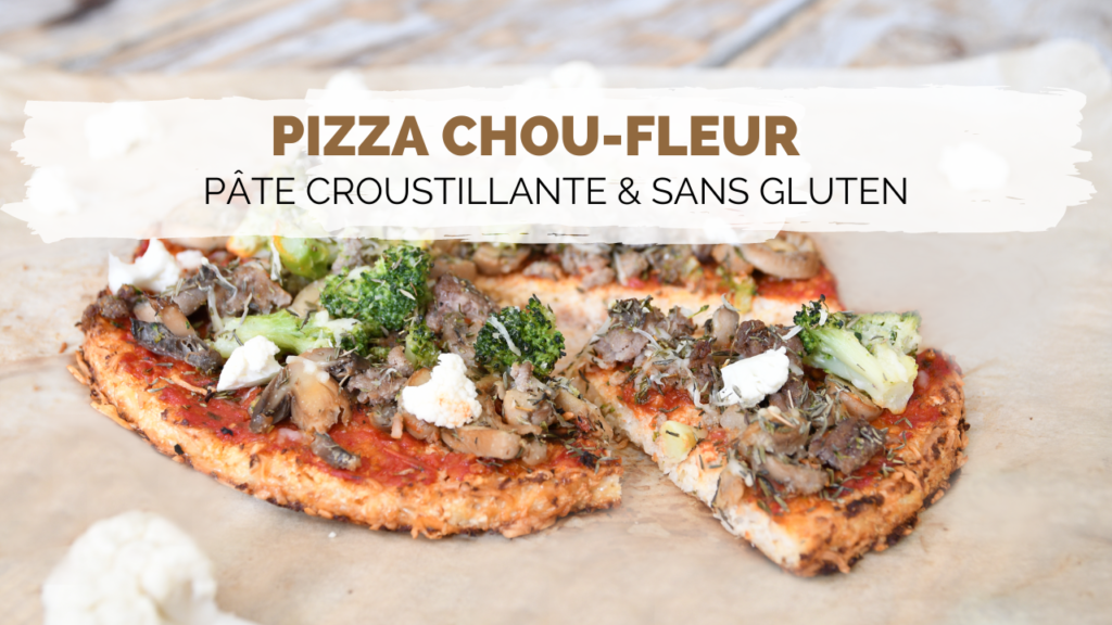 pizza sans gluten charlotterecoq youtube