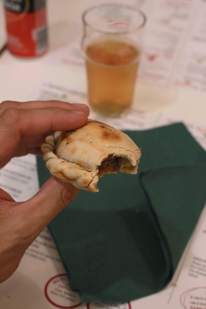 pizzeria sans gluten empanadas