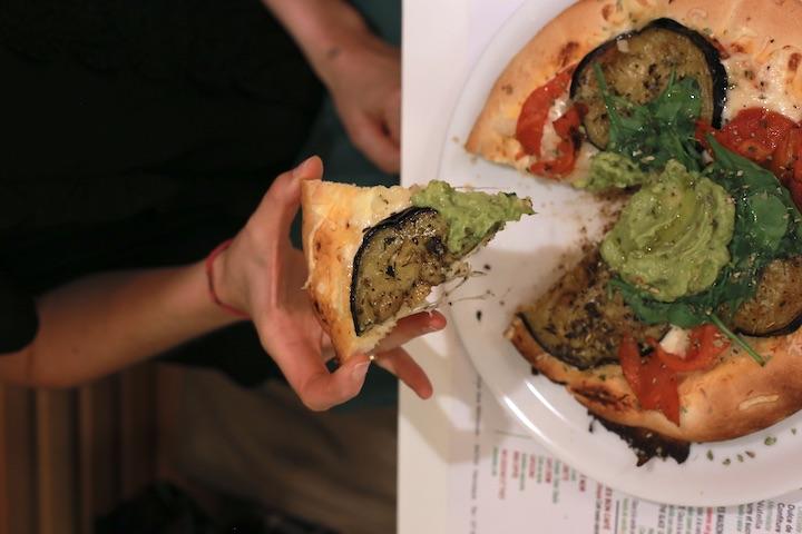 pizzeria sans gluten