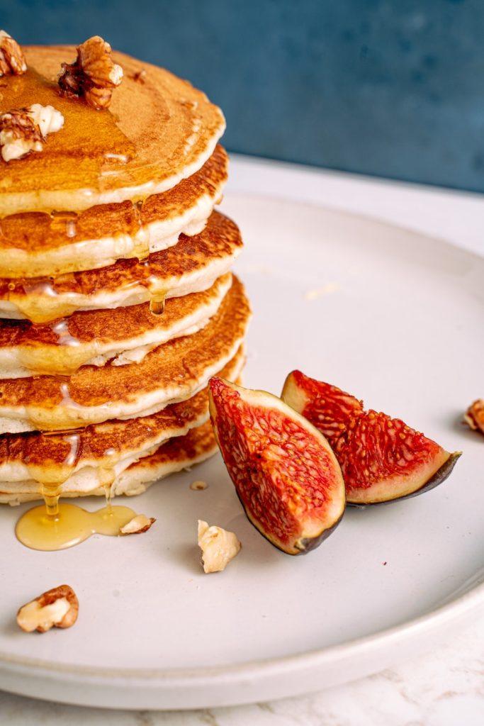 pancakes flocons de sarrasin