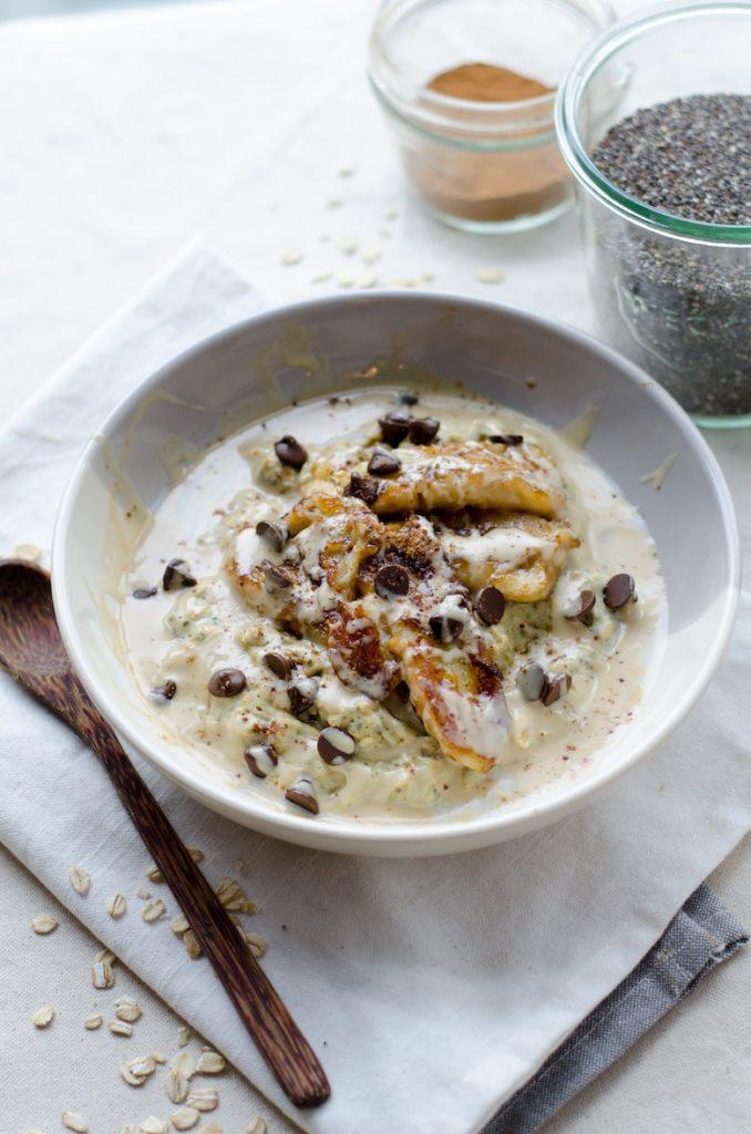 porridge au millet