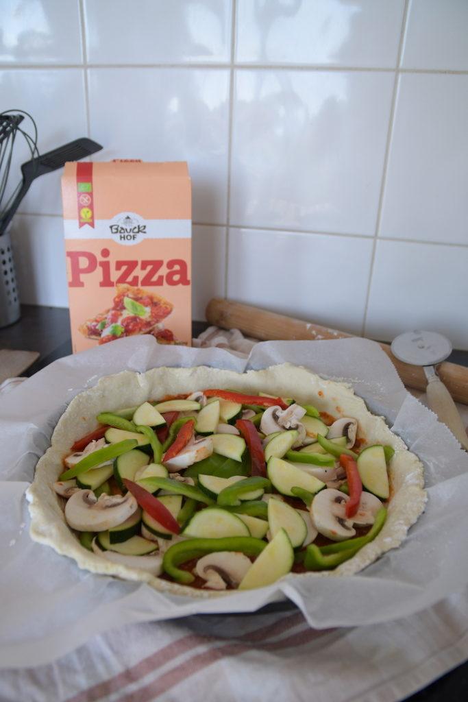 produit pizza Ginette et Josiane