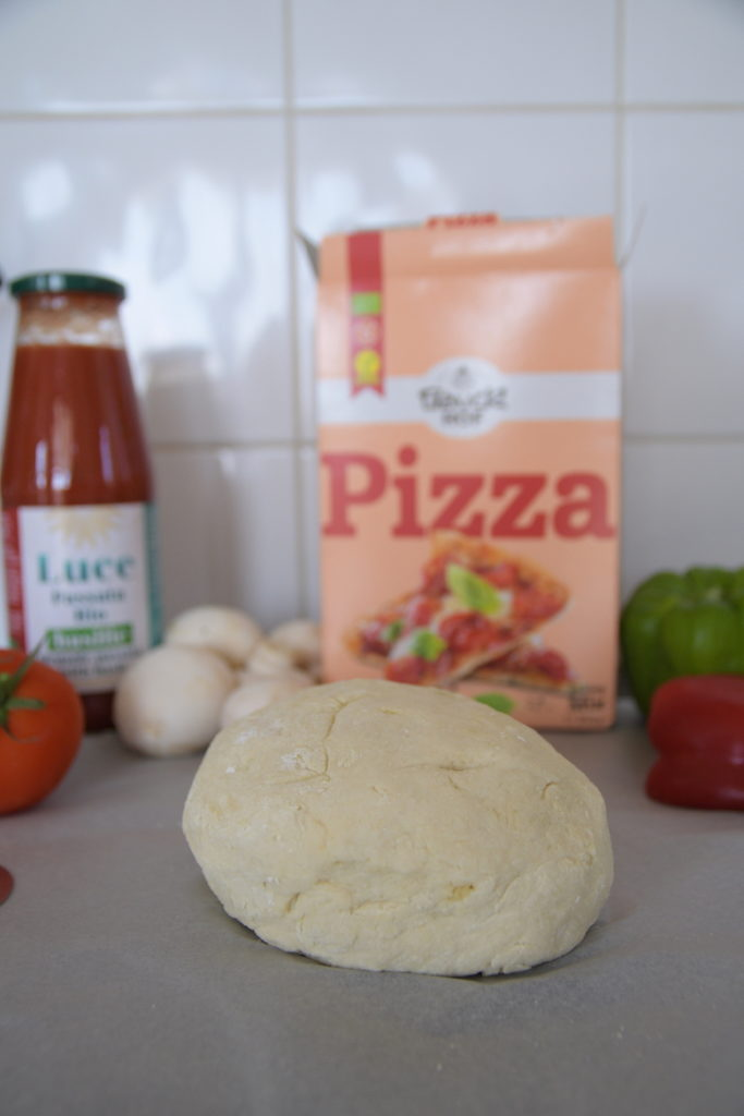 pizza sans glu